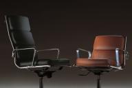 Luxy Light Chair met leder en 05